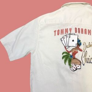 Tommy Bahama Dealer's Choice Button-Up Shirt